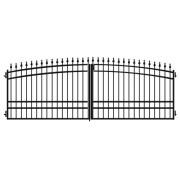 Brama dwuskrzydłowa TORINO 400x145