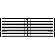 Brama Dwuskrzydłowa RIMINI 400x140